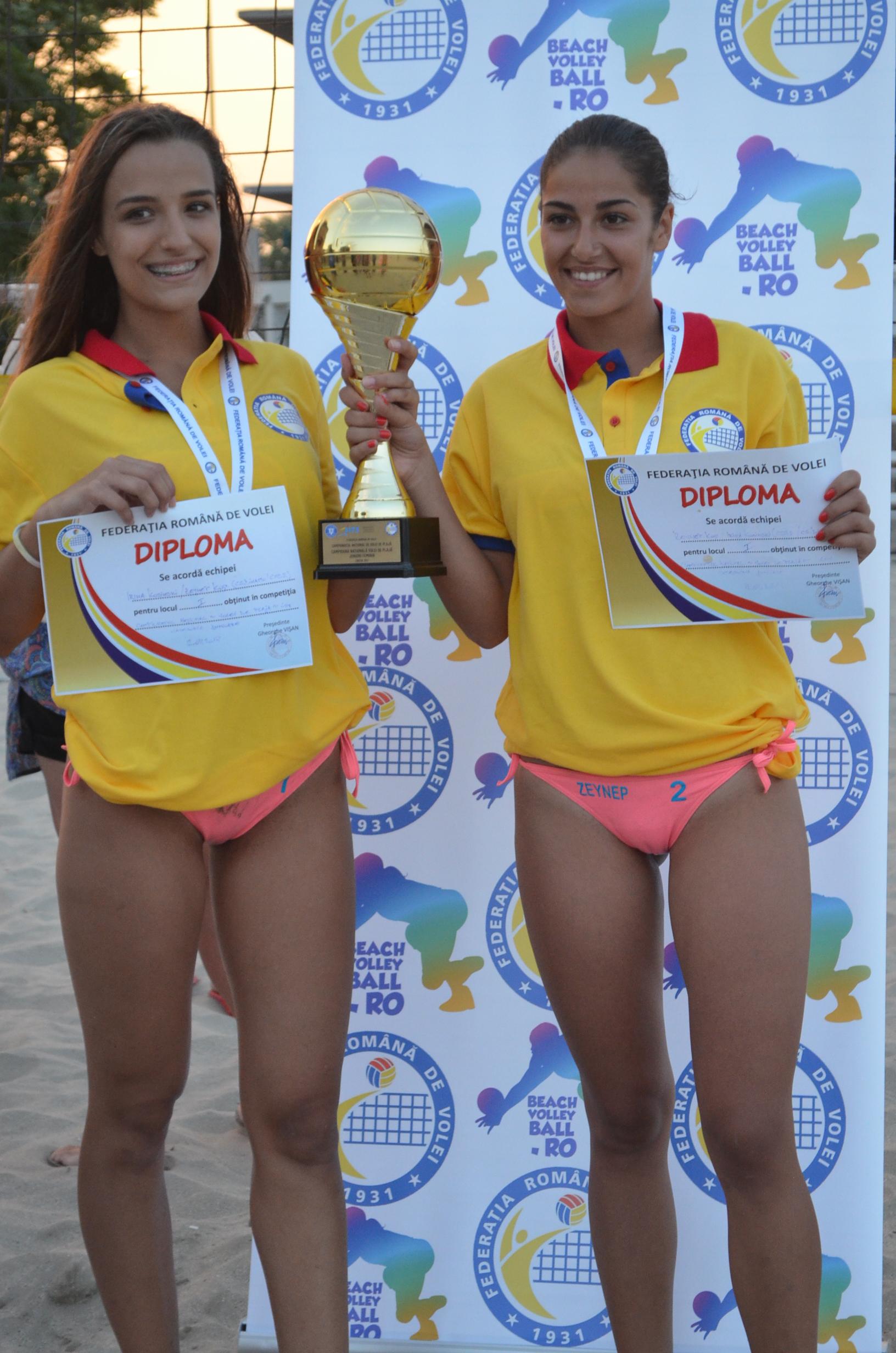 beachvolleyball campioane