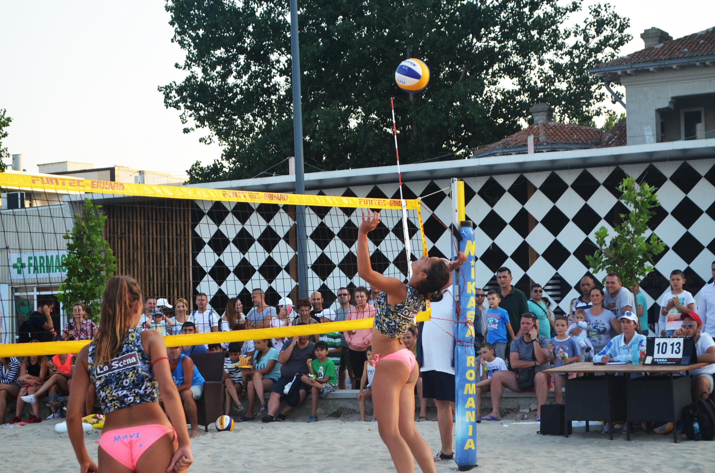 beachvolleyball campionat national