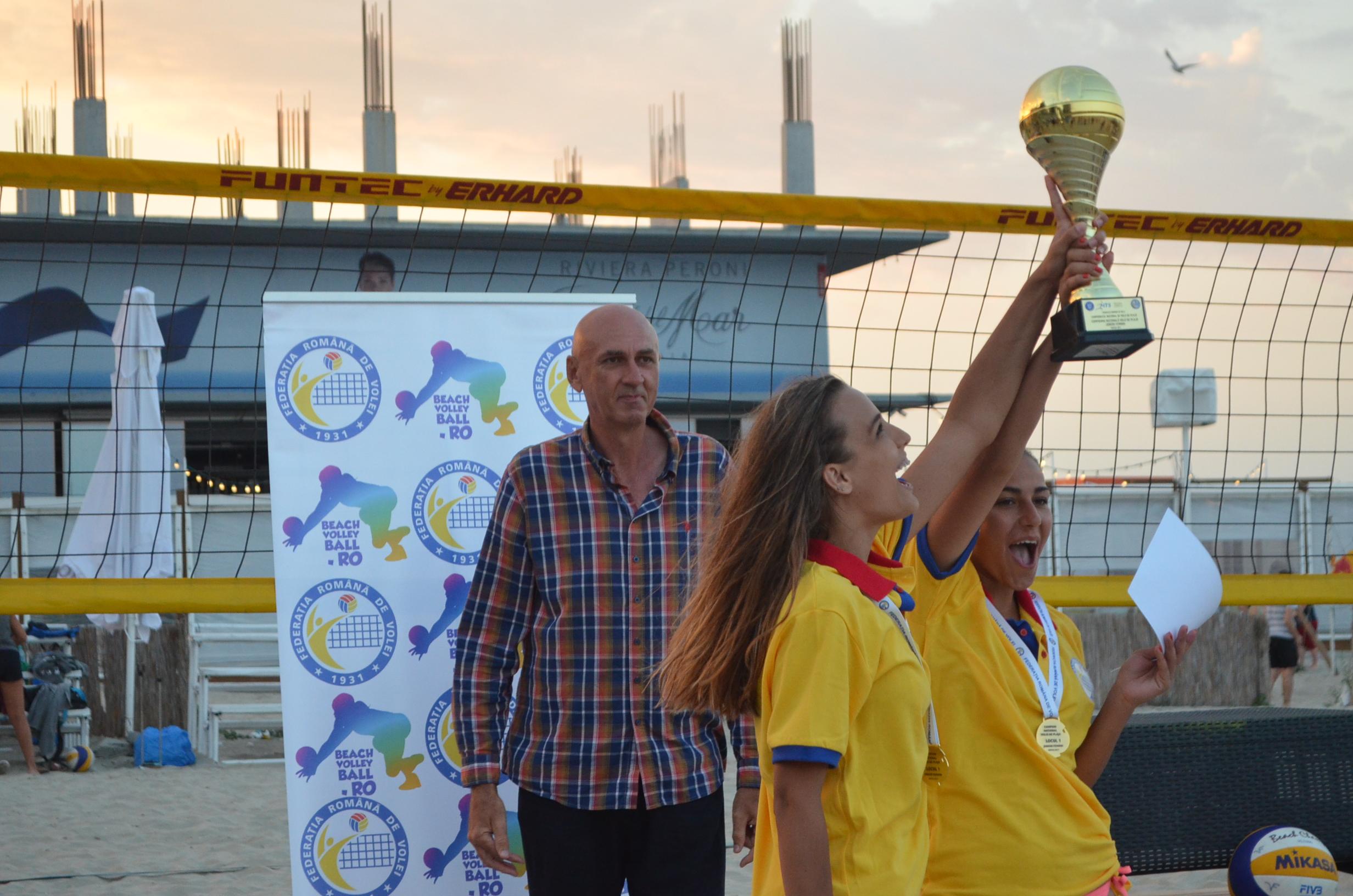 beachvolleyball cupa campioane