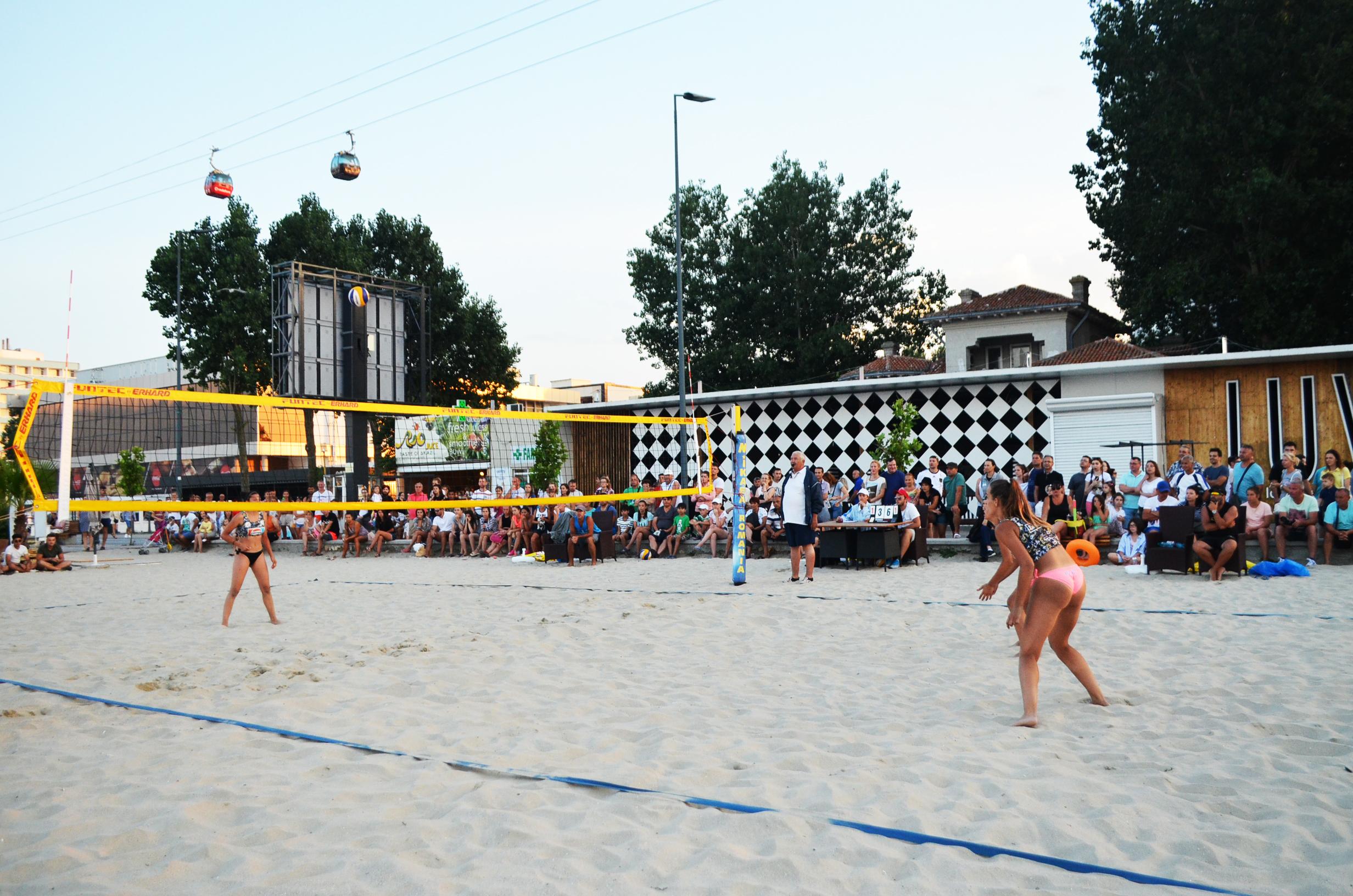 beachvolleyball plaja